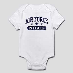 Air Force Niece Infant Bodysuit