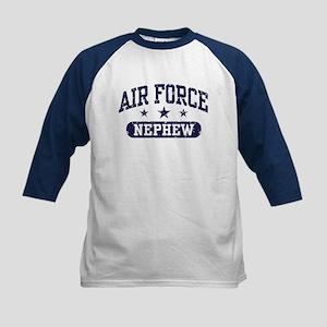 Air Force Nephew Kids Baseball Jersey