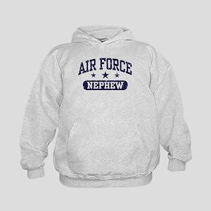Air Force Nephew Kids Hoodie
