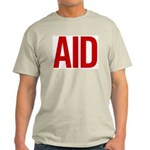 Aid (red) Light T-Shirt