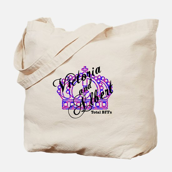 Victoria and Albert are Total Tote Bag