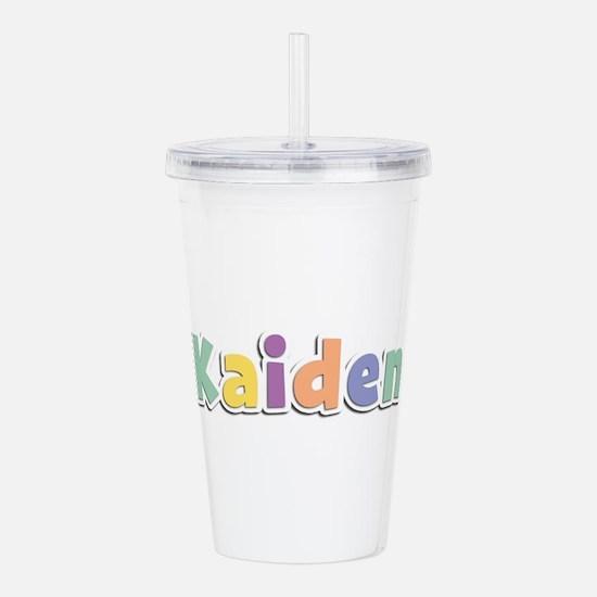 Kaiden Spring14 Acrylic Double-wall Tumbler