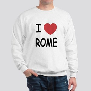I heart Rome Sweatshirt