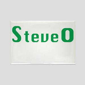 SteveO Rectangle Magnet