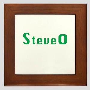 SteveO Framed Tile