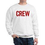 Crew (red) Sweatshirt