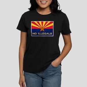 SAVE ARIZONA Women's Dark T-Shirt