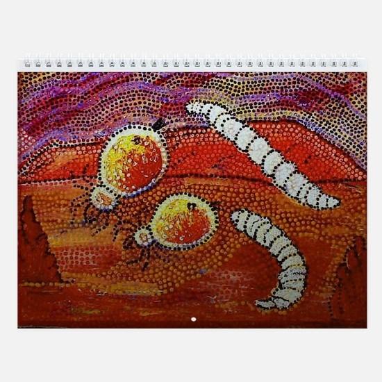 Desert Dreaming Wall Calendar 2006