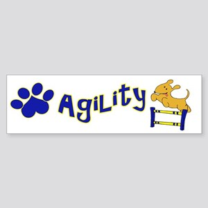 Agility Sticker (Bumper)