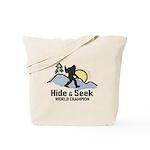 Bigfoot Hide & Seek World Champion Tote Bag