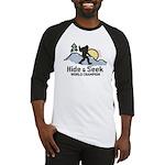 Bigfoot Hide & Seek World Champion Baseball Jersey