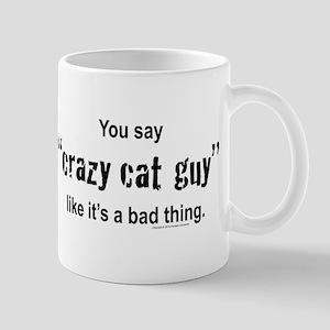 Cat guy Mug