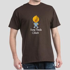 Surgical Tech Chick Dark T-Shirt