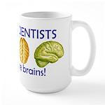 Large More Brains Mug