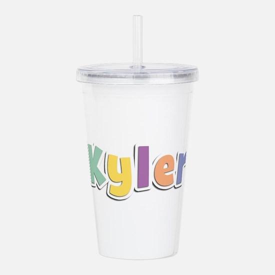 Kyler Spring14 Acrylic Double-wall Tumbler