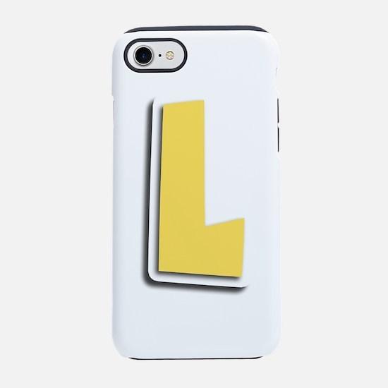 L Spring14 iPhone 7 Tough Case