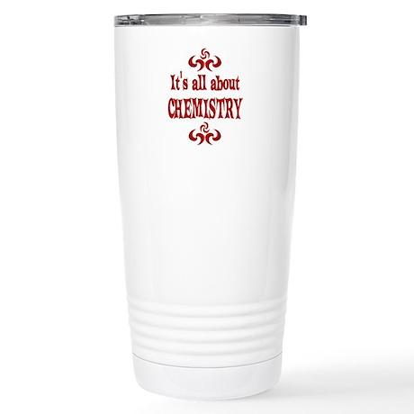 Chemistry Stainless Steel Travel Mug