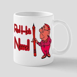 Red Hot Nerd Mug