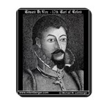 Mousepad, Edward DeVere, 17th Earl of Oxford