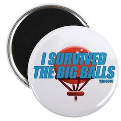I Survived Magnet