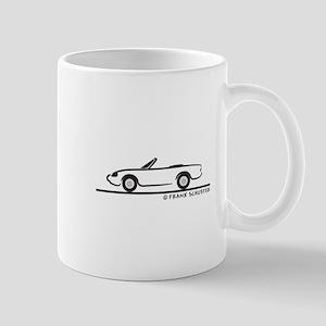 Alfa Romeo Spider Mug