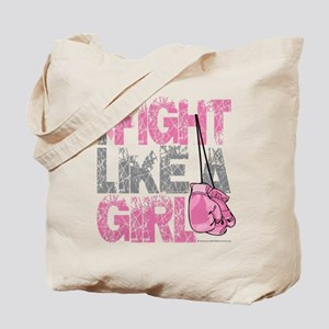 I Fight Like A Girl 2 Tote Bag