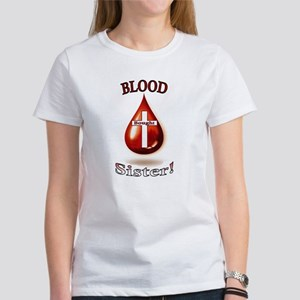 Blood Bought Sister Women's T-Shirt