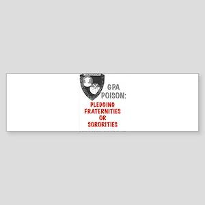 GPA Bumper Sticker