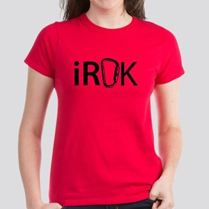 iRok Women's Dark T-Shirt