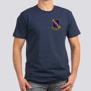 42nd Bomb Wing Men's Fitted T-Shirt (Dark)