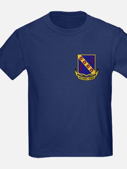 42nd Bomb Wing Kid's T-Shirt (Dark)