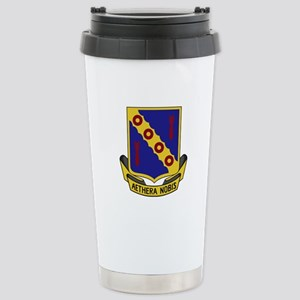42nd Bomb Wing Stainless Steel Travel Mug