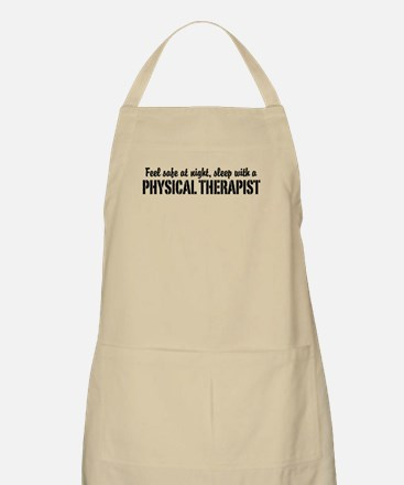 Feel safe with a Physical Therapist Apron
