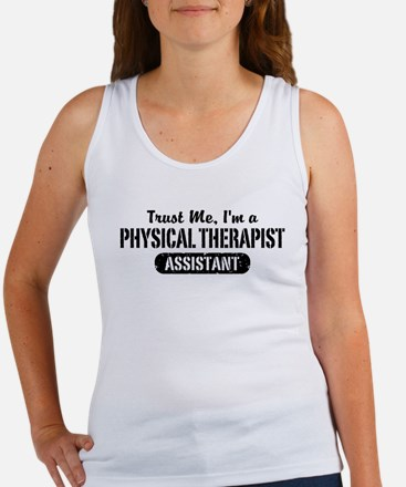 Physical Therapist Assistant Women's Tank Top