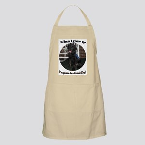 Gonna Be a Guide Dog Apron