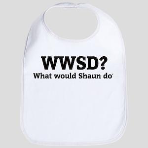 What would Shaun do? Bib