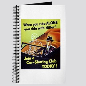Riding With Hitler Journal