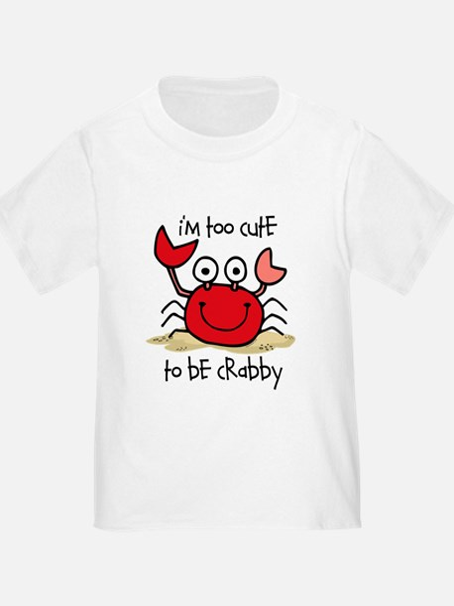 Too Cute Crab T