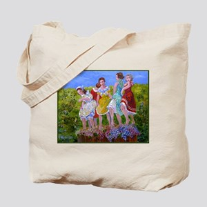 Wine Making Tote Bag