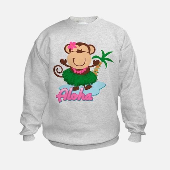 Aloha Monkey Jumpers