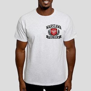 Warszawa Polska Light T-Shirt