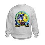 USS LYMAN K. SWENSON Kids Sweatshirt
