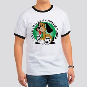 Organ Donor Dog Ringer T