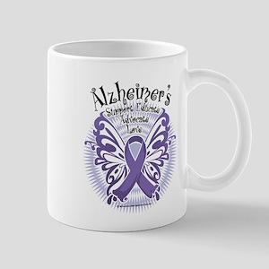 Alzheimers Butterfly 3 Mug