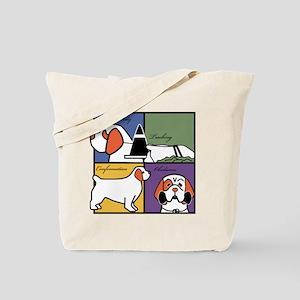 Versatile Clumber Hats & Bags Tote Bag