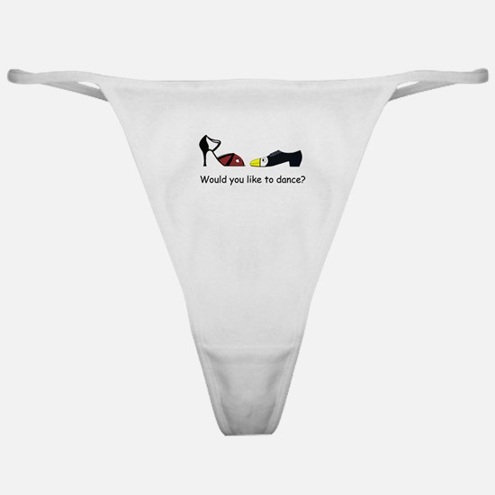 Cabeceo Classic Thong