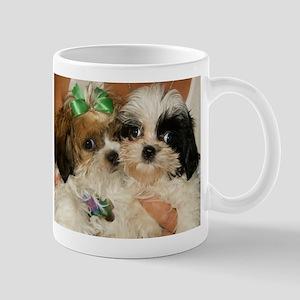 AJ Chrissy Hug Mugs