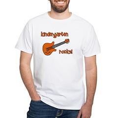 Kindergarten Rocks! (with Gui White T-Shirt