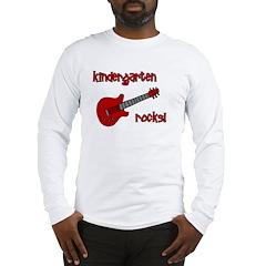 Kindergarten Rocks! (with Gui Long Sleeve T-Shirt