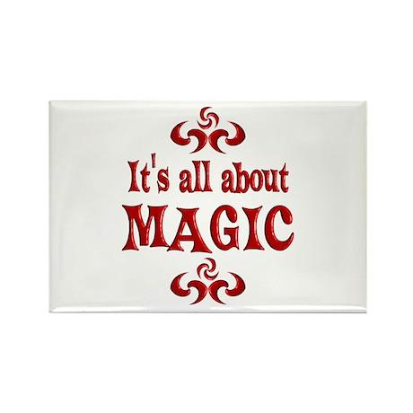 Magic Rectangle Magnet (10 pack)